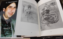 Giuseppe Bartolomei - sketchbook