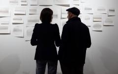 Orizzonti - Inaugurazione mostra
