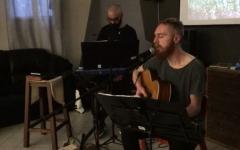 Massimiliano Usai e Roberto Vitale - Acoustic Live