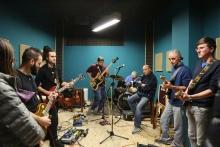 Sala Prove - Jam Session